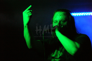 Entombed @ Circolo Colony 5 Oct. 2014
