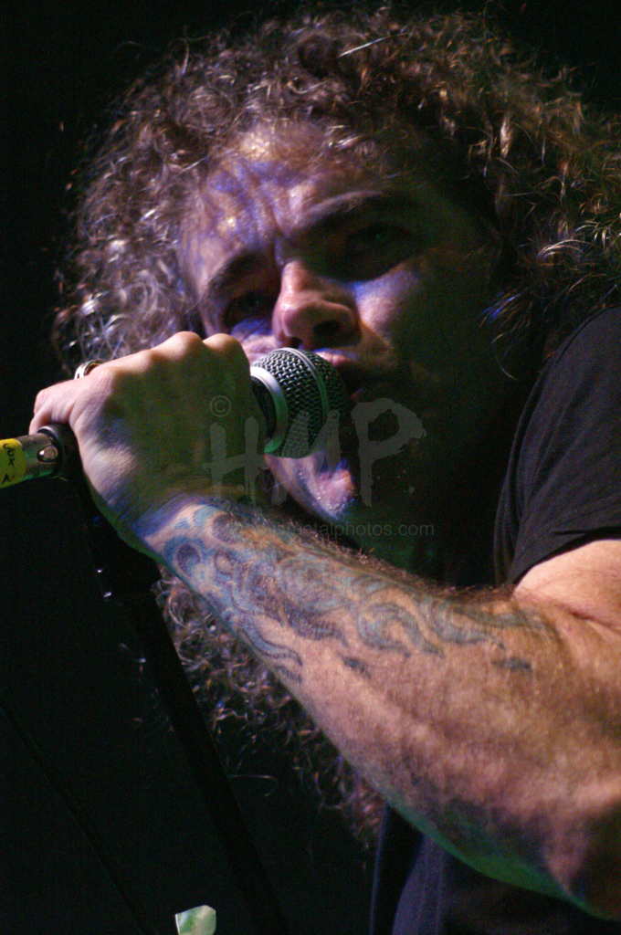 Overkill - Live Club, Milan Nov. 4 2014