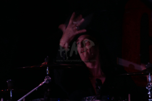 Anvil live @ Circolo Colony Dec. 19, 2014