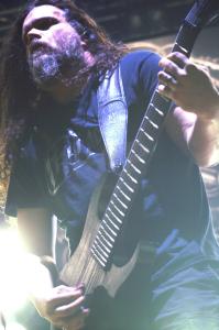 Meshuggah live @ Live Club Milan, Dec. 16, 2014