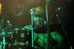 Obituary, Rock'n'Roll Arena Romagnano Sesia, Italy - Jan. 24, 2015