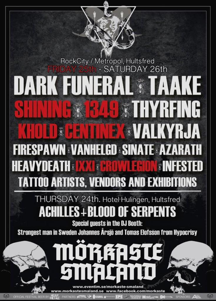 Mörkaste Småland festival 2015